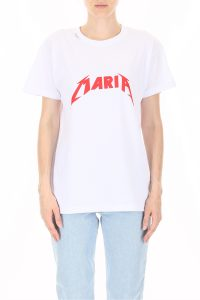 T-SHIRT WITH MARIA PRINT