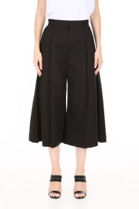 MONCLER GENIUS 6 CROPPED TROUSERS