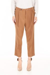 FLUID CREPE TROUSERS