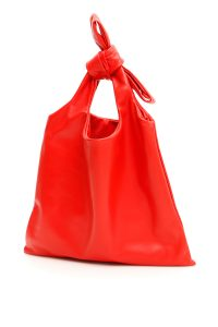 SMALL KNOT SHOPPING BAG