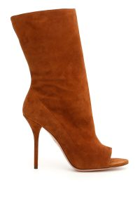 TOUCHE' SUEDE BOOTS