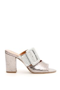 OPEN TOE MULES