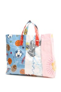 UNISEX MULTICOLOR SHOPPER