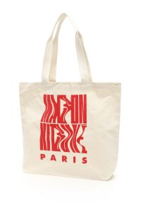 WAVES LOGO TOTE BAG