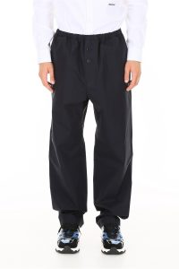 TECHNO COTTON TROUSERS